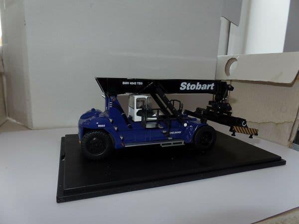 Oxford 76KRS003 KRS003 OO Konecranes Reach Container Stacker Crane Eddie Stobart